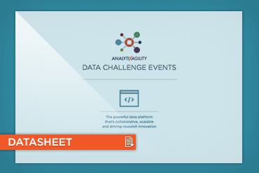 Data challenge events