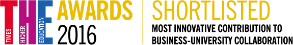 Shortlist Most Innovative Contribution to Business-University Collaboration