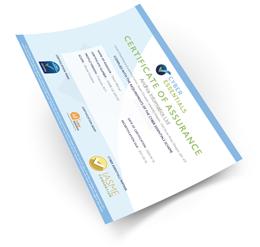 UK Cyber Essentials Certificate