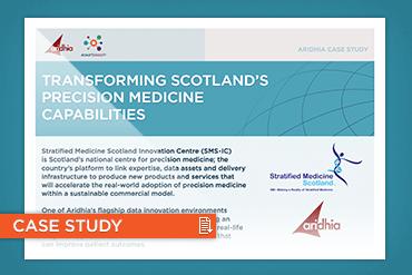 Transforming Scotland's Precision Medicine Capabilities
